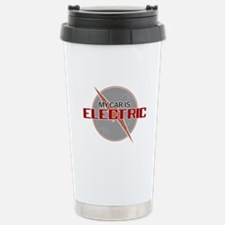 Electric Car Stainless Steel Travel Mug