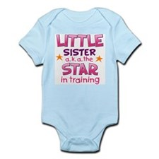 Little Sister - Star Body Suit