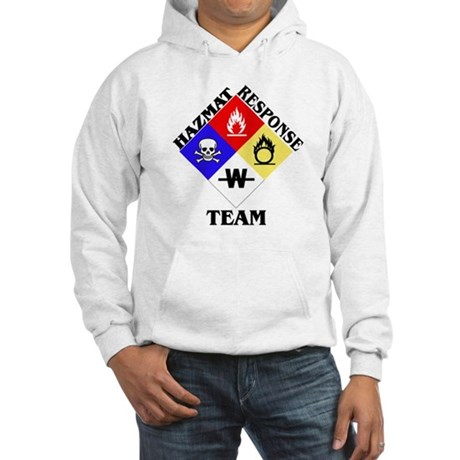 HAZMAT Response Hooded Sweatshirt