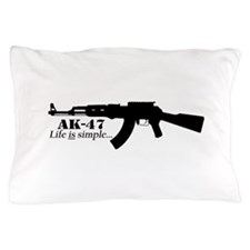 AK-47 - Life is simple Pillow Case
