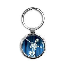 Funny Skeleton Bones Keychains