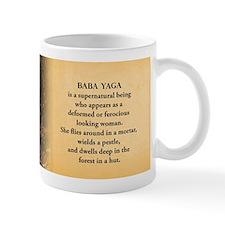 Baba Yaga Historical Mug