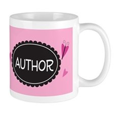 Cute Author Gift Mug