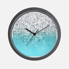Glitteresques I Wall Clock