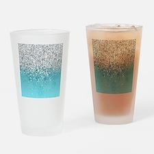Glitteresques I Drinking Glass