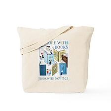1957 Children's Book Week Tote Bag