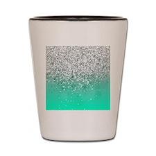 Glitteresques III Shot Glass
