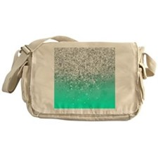 Glitteresques III Messenger Bag