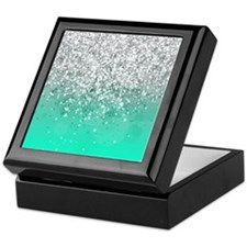 Glitteresques III Keepsake Box