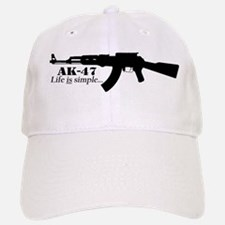 AK-47 - Life is simple Baseball Baseball Baseball Cap
