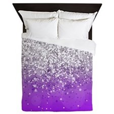 Glitteresques IV Queen Duvet