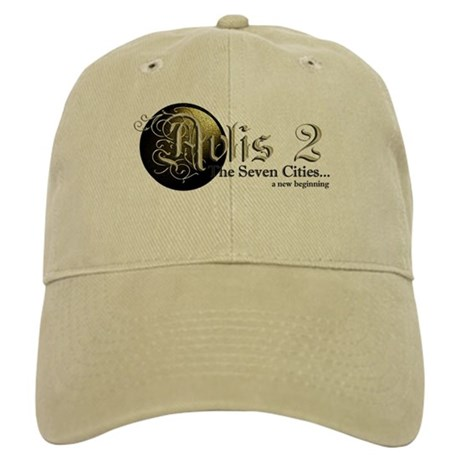 Avlis 2 Full Logo Cap