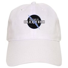 Electric Car Baseball Cap