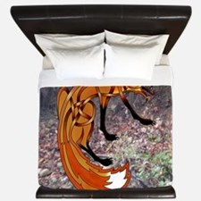 Fox King Duvet