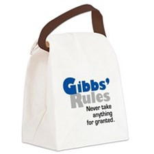 Gibbs' Rules Never Take Anything for Granted Canva