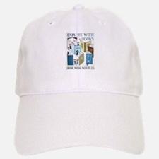 1957 Children's Book Week Baseball Baseball Baseball Cap