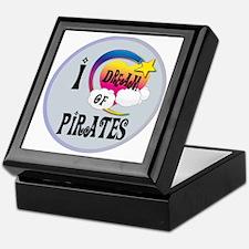 I Dream of Pirates Keepsake Box