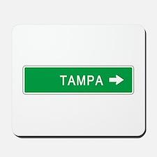 Roadmarker Tampa (FL) Mousepad