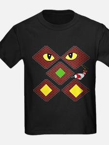 Blockcraft creeper T-Shirt