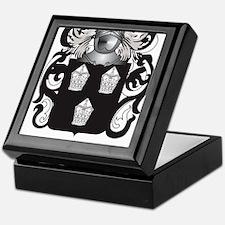 Meath Coat of Arms - Family Crest Keepsake Box
