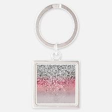 Glitteresques X Square Keychain