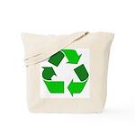 Recycle Environment Symbol Tote Bag