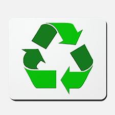 Recycle Environment Symbol Mousepad