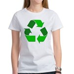 Recycle Environment Symbol Women's T-Shirt