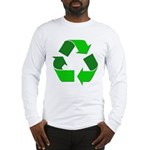 Recycle Environment Symbol Long Sleeve T-Shirt