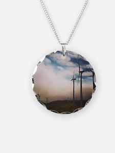 Windmills Necklace