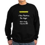 Test For Anger Sweatshirt