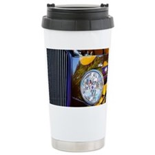 Hot Rod Show Car Light Travel Mug