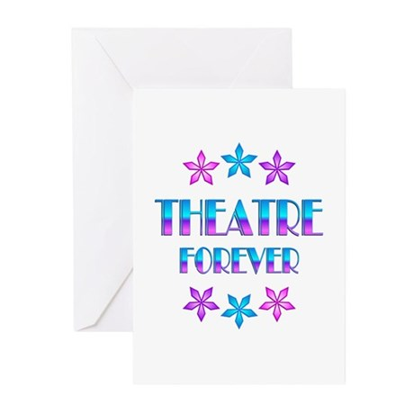 Theatre Forever Greeting Cards (Pk of 20)