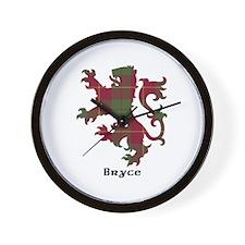 Lion - Bryce Wall Clock
