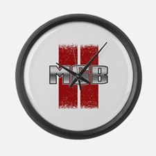 MGB Large Wall Clock