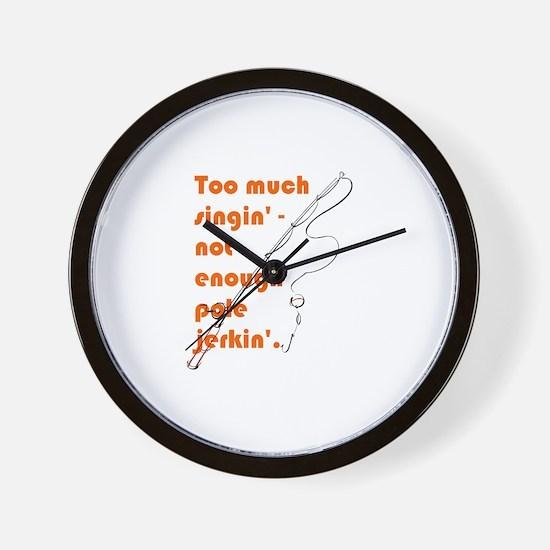 Unique Jase Wall Clock