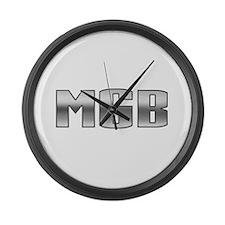 MGB Large Wall Clock