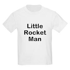 Little Rocket Man T-Shirt