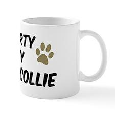 Bearded Collie: Property of Mug