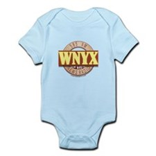 WNYX NewsRadio Infant Bodysuit