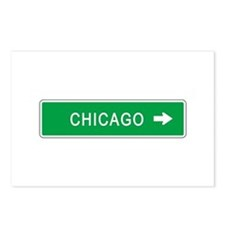 Roadmarker Chicago (IL) Postcards (Package of 8)