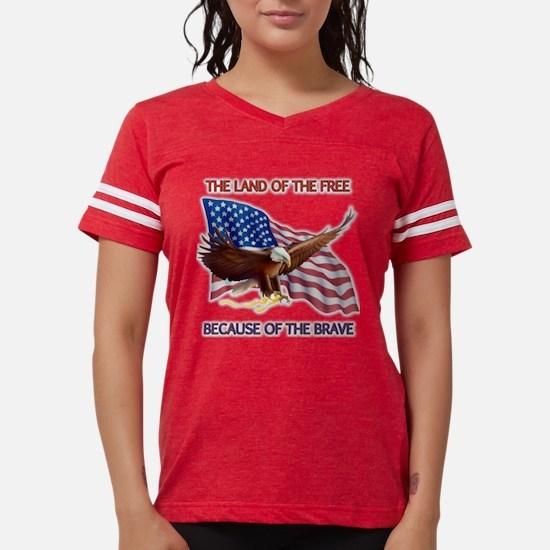 Cute Usaffp Womens Football Shirt