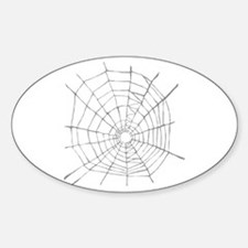 Spider Web Decal