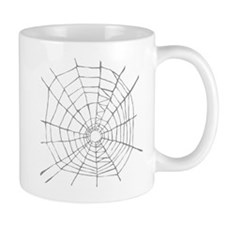 Spider Web Small Mug