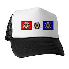 Unique Iraq war veteran Trucker Hat