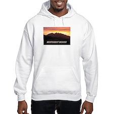 Monterrey Mexico Hoodie Sweatshirt