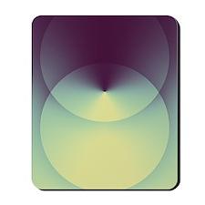 Abstract VI Mousepad