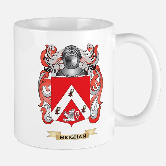 Meighan Coat of Arms - Family Crest Mug