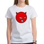 Angry Little Devil T-Shirt (White) F