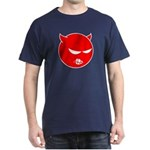 Angry Little Devil T-Shirt (Blue) M